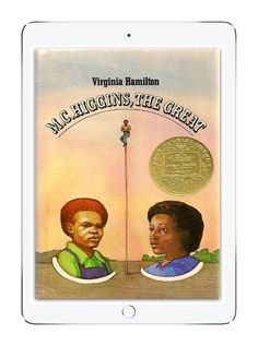 Our favorite childhood books on Epic!: M.C. Higgins, The Great by Virginia Hamilton