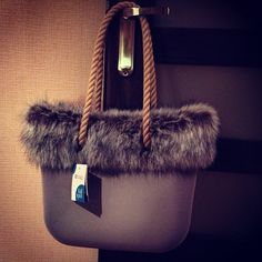 Winter O bag !  http://www.passion4fashion.com.pl/