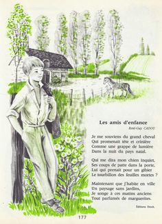 poetry for kids teaching & poetry for kids Read In French, French Class, Learn French, French Learning Books, Teaching French, French Education, Art Education, French Poems, Poetry For Kids