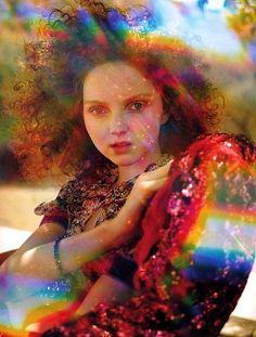 #LightImage - glamour - fashion image - red hair