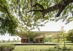 Redux House, completed in 2013, is located in the countryside of São Paulo, Itatiba, in a gated community called Quinta da Baroneza | www.thehome-journal.com