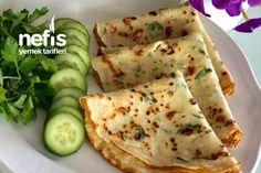 Kahvaltı Sofranızın Vazgeçilmezi Olacak Peynirli Krep Tarifi nasıl yapılır? 8.683 kişinin defterindeki bu tarifin detaylı anlatımı ve deneyenlerin fotoğrafları burada. Tacos, Food And Drink, Mexican, Ethnic Recipes, Cher, Eat, Mexicans