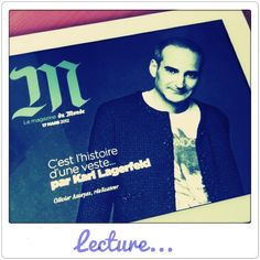 Application: M Le magazine du Monde