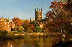 Worcester, Worcestershire