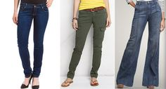 Ten Essential trouser styles
