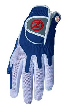 Zero Friction Synthetic Golf Gloves Left Handed, Ladies Golf, Glove, Zero