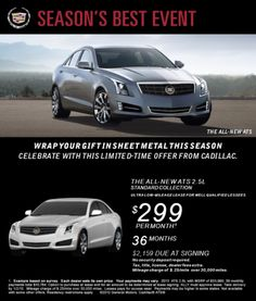 lease specials cadillac ats forward cadillac ats lease special. Cars Review. Best American Auto & Cars Review