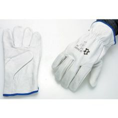 Gants de protection - manipulation et manutention - Gants de manutention cuir  L2N