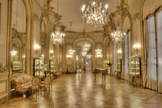 Museo de Arte decorativo, Palacio Errázuriz, Buenos Aires, Argentina
