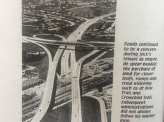 My Grandfather built Crowchild Trail as well😁We were before our time. People couldn't see what we easily did. They all get it now and enjoy what we built🏆We took the heat for this amazing roadway system... too🎯The future is in the hands of our leaders let's make sure it's a good one😁The past is our lesson not to repeat! The people of many Countries fear for their lives! It's time for our New generation of leaders to step up their game and come Together🥁👏👏✌️🥁❤️🇨🇦