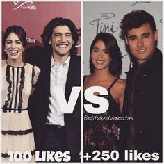Double Tap your favorite couple #tinielgrancambiodevioletta #jortini…
