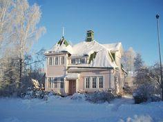 Unelma Vanhasta Talosta: gorgeous old house (built 1918), in Karjaa, Finland