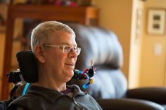 Bruce Kramer...From the moment of his diagnosis with ALS, Bruce Kramer began writing — openly, deeply, and spiritually — about his struggle, as he puts it, to live while dying.