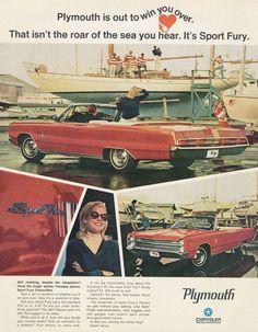 1967 Chrysler Plymouth Fury