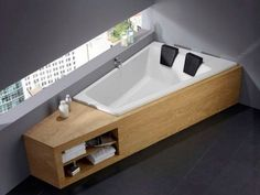 Tub for two!