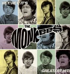The Monkees - Hey! Hey! The Monkees Greatest Hits. The first album I ever bought 💖