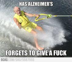 Extreme Senior Citizen