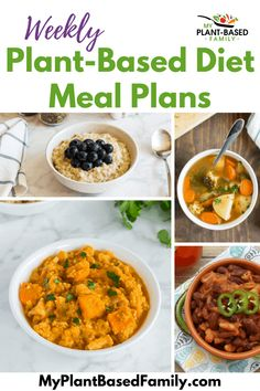Diet Meal Plans, Plant Based Diet, Meal Planning, Meals, How To Plan, Food, Meal, Eten, Weight Loss Meal Plan