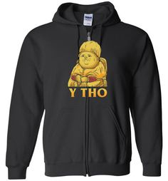 Amazing Snow Y Tho Meme Unisex zip hoodie