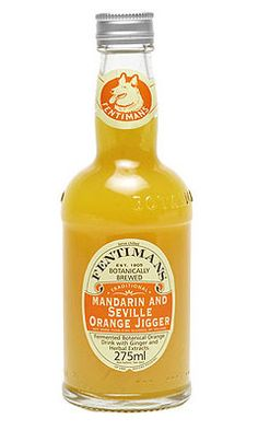 Fentimans FERMENTED Orange and Mandarin - SOOOOOO good!
