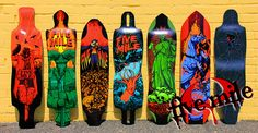 2013 Five Mile Longboards are back in stock!