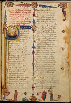 La Divina Commedia. Dante Alighieri 1265-1321 — Manuscrito — 1301-1400?