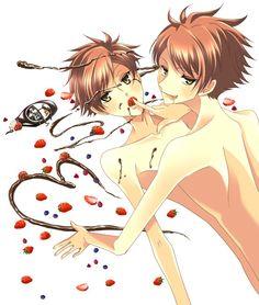 Hikaru x Kaoru... YAAAAAAYYYYYYYYYYYYYY