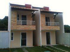 Townhouse Interior, Apartment Interior, Apartment Design, House Front Design, Small House Design, Tiny House Plans Free, Ideas De Piscina, Interior Design Philippines, Duplex Plans