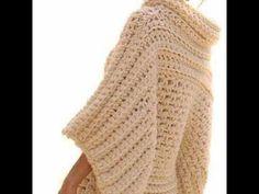 5 decembrie 2018 Crochet Vest Pattern, Sweater Knitting Patterns, Crochet Hooks, Crochet Patterns, Tunisian Crochet, Knit Crochet, 3 Needle Bind Off, Honeycomb Stitch, Dk Weight Yarn