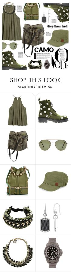"""""""Camo Style"""" by sinesnsingularities ❤ liked on Polyvore featuring Anouki, Faith Connexion, Forever 21, MANU Atelier, Roxy, First People First, Stella Valle, Gucci, MAD and contestentry"""