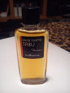 tabu- o perfume da minha mãe