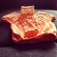 #summerknits #summer #dress #croching #heklerier #strikkeideer #strikkekjole