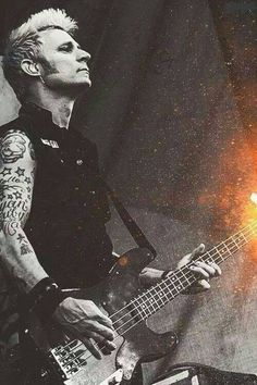 Mike Dirnt from Green Day