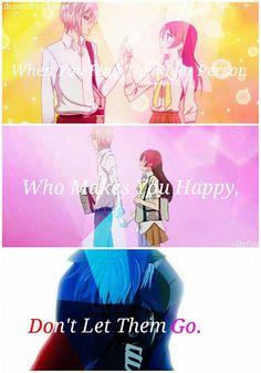 >..< ^..^ <3 <3 <3 Anime: Kamisama Kiss