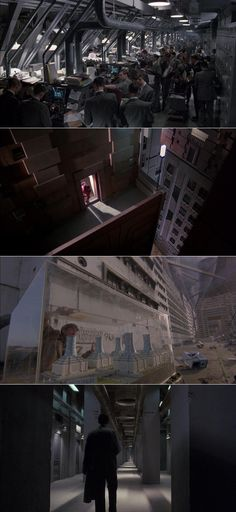 Brazil (1985) | Cinematography by Roger Pratt | Directed by Terry Gilliam
