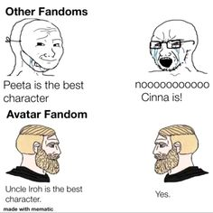 Avatar The Last Airbender Funny, Avatar Funny, Avatar Airbender, Haha Funny, Funny Memes, Funny Stuff, Stupid Memes, True Memes, Funniest Memes