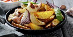 Le patate aromatiche sono un contorno un po' diverso dalle classiche patate al forno. La forte presenza dell'aglio e delle cipolle (cotte e crude) …