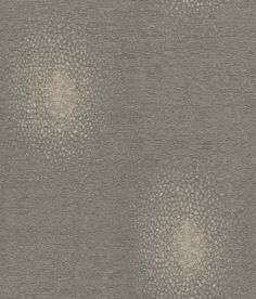 Mitsu (310419) - Zoffany Wallpapers - A heavyweight vinyl wallcovering with an exploded mosaic motif. Shown in the silver metallic on brown textured background - Smoke colourway. Please request sample for true colour match. Wide width.