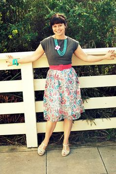 """The """"Statement Necklace"""" Dress 