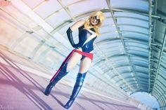Miss Marvel cosplay by OlimpiaShiva on DeviantArt