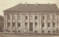 Stary Rynek 24 - Siedziba Biblioteki od 1908 r.   fot. z roku 1908  #library #biblioteka #bydgoszcz #staryrynek