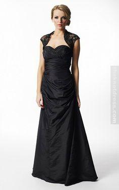black-a-line-floor-length-sweetheart-dress.jpg (900×1434)