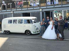 Wedding Car Hire Greenwich | The White Van Wedding Company | London Wedding Vans, Wedding Car Hire, Wedding Company, London Bride, London Wedding, Quirky Wedding, Woodland Wedding, Vw Campervan Hire, White Vans