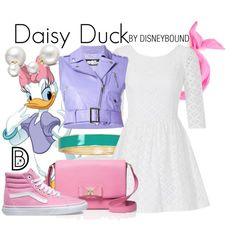 Disney Bound - Daisy Duck