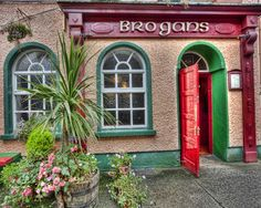 Brogan's Irish Pub is classic example of how the Emerald Isle shares it's hospitality.
