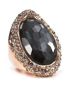 Cocktail Ring by Alex Bittar: For the LBD! #Ring #Alex_Bittar