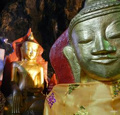 In viaggio con elipisto: LVII tappa - Pindaya e la Shwe Oo Min Pagoda