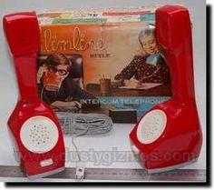 Toy Phones 70s