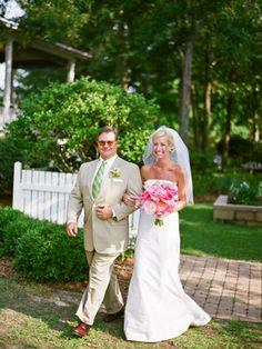 Preppy Charleston Wedding by Virgil Bunao « Southern Weddings Magazine...using this wedding for inspiration