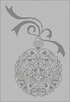 Cross Stitch Christmas Pattern